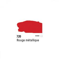 SYSTEM 3 ACRYLIQUE 500ML 720 ROUGE METALLIQUE