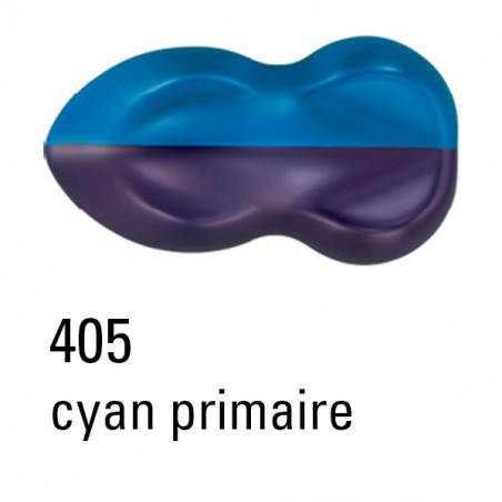 SCHMINCKE AEROCOLOR PEINTURE 250ML 405 BLEU PRIM CYAN