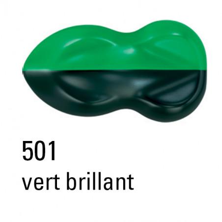 SCHMINCKE AEROCOLOR PEINTURE 250ML 501 VERT BRIL