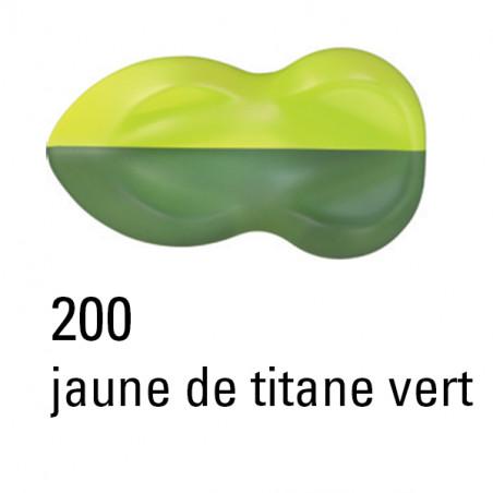 SCHMINCKE AEROCOLOR PEINTURE 30ML 200 JAUNE TIT VERDATRE