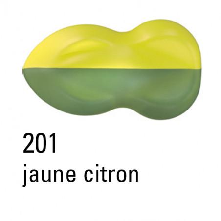 SCHMINCKE AEROCOLOR PEINTURE 30ML 201 JAUNE CITRON