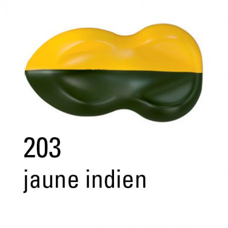 SCHMINCKE AEROCOLOR PEINTURE 30ML 203 JAUNE INDIEN
