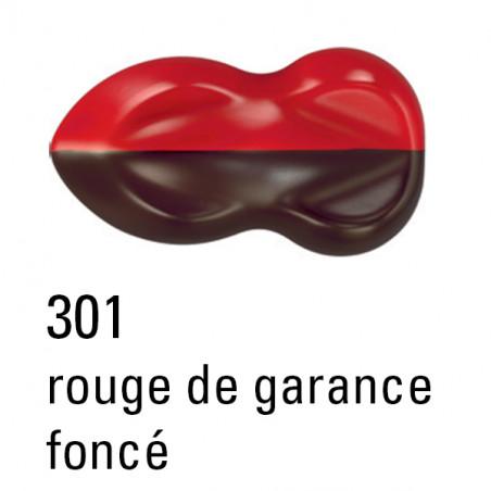 SCHMINCKE AEROCOLOR PEINTURE 30ML 301 ROUGE GARANCE FONCE