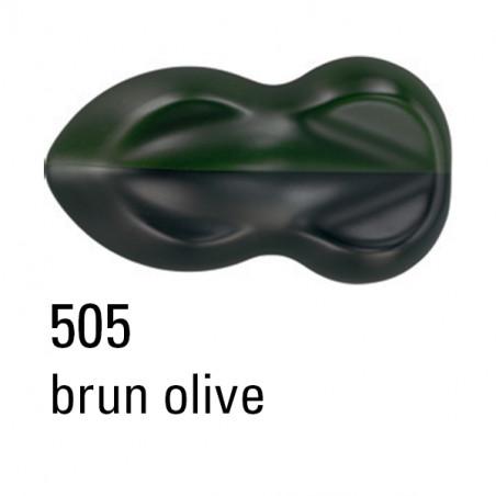 SCHMINCKE AEROCOLOR PEINTURE 30ML 505 BRUN OLIVE