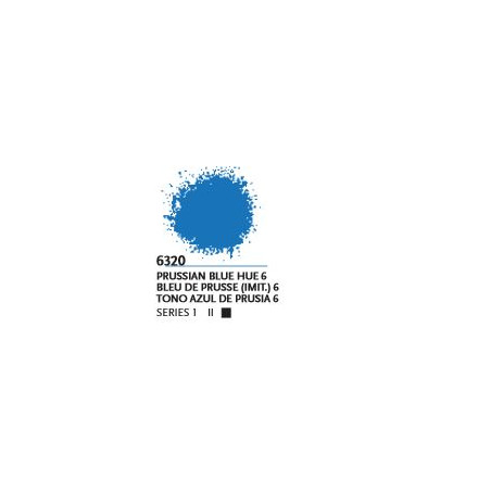 LIQUITEX SPRAY ACRYL 400ML 6320 BLEU DE PRUSSE (IMIT.) 6