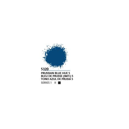 LIQUITEX SPRAY ACRYL 400ML 5320 BLEU DE PRUSSE (IMIT.) 5