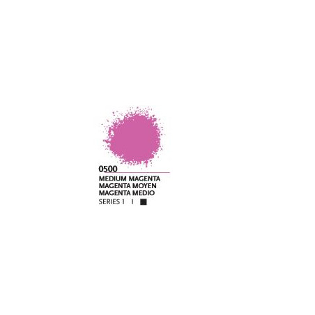 LIQUITEX SPRAY ACRYL 400ML 0500 MAGENTA MOYEN