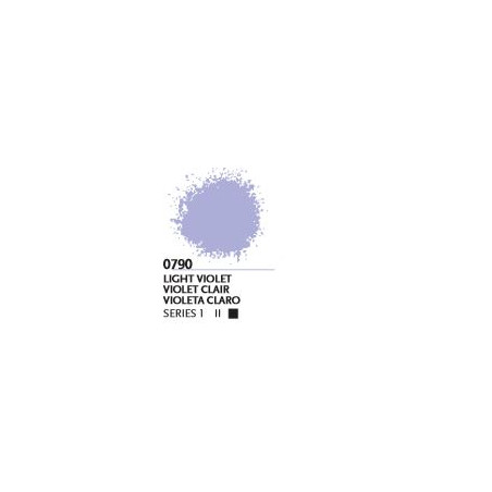 LIQUITEX SPRAY ACRYL 400ML 0790 VIOLET CLAIR