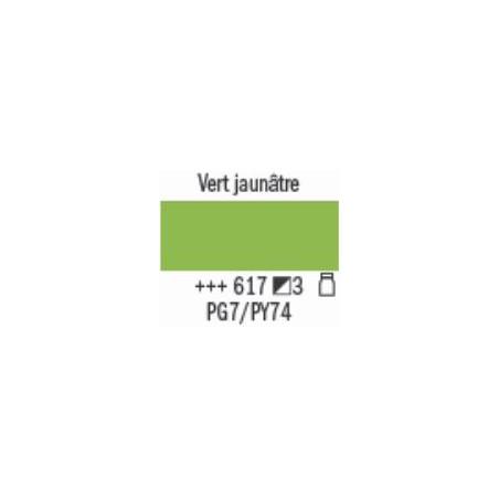 AMSTERDAM ACRYL EXPERT 400ML S3 617 VERT JAUNATRE