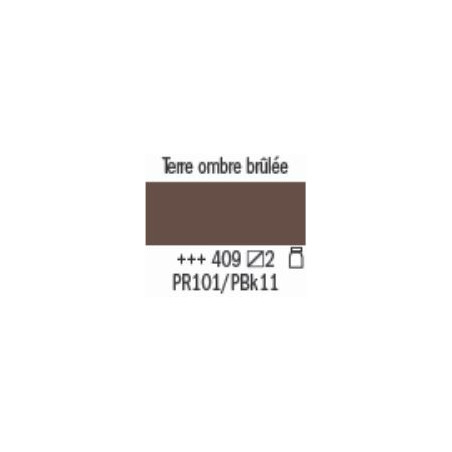 AMSTERDAM ACRYL EXPERT 400ML S2 409 TERRE OMBRE BRULEE