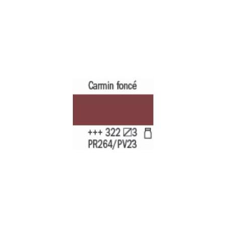 AMSTERDAM ACRYL EXPERT 400ML S3 322 CARMIN FONCE