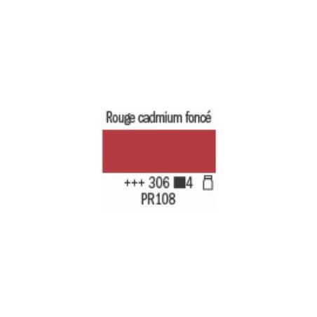 AMSTERDAM ACRYL EXPERT 400ML S4 306 ROUGE CADMIUM FONCE