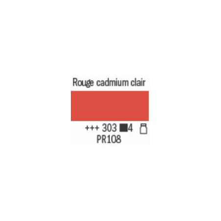 AMSTERDAM ACRYL EXPERT 400ML S4 303 ROUGE CADMIUM CLAIR