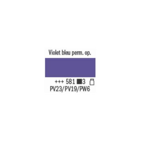AMSTERDAM ACRYL EXPERT 400ML S3 581 VIOLET BLEU PERMANENT