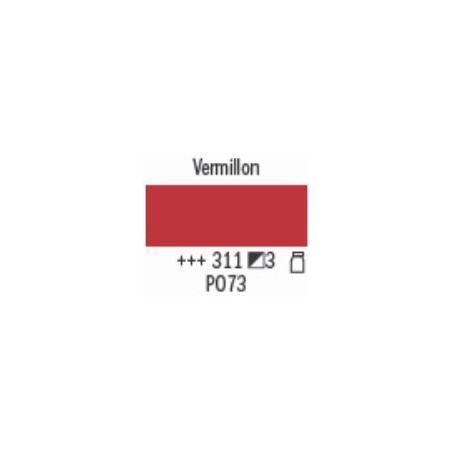 AMSTERDAM ACRYL EXPERT 400ML S3 311 VERMILLON