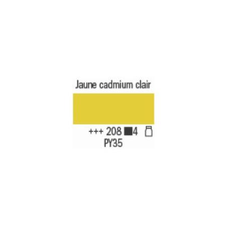 AMSTERDAM ACRYL EXPERT 400ML S4 208 JAUNE CADMIUM CLAIR