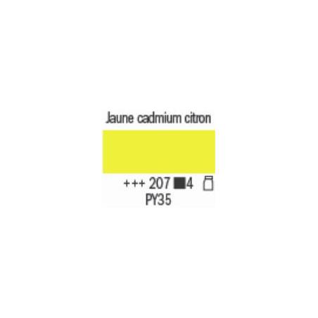 AMSTERDAM ACRYL EXPERT 400ML S4 207 JAUNE CADMIUM CITRON