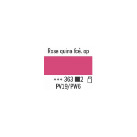 AMSTERDAM ACRYL EXPERT 400ML S2 363 ROSE QUINA FONCE