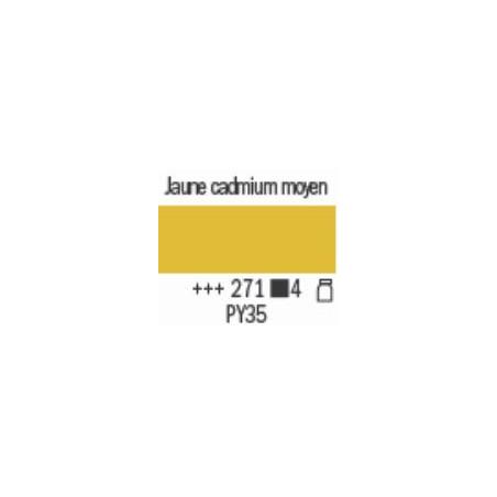 AMSTERDAM ACRYL EXPERT 400ML S4 271 JAUNE CADMIUM MOYEN