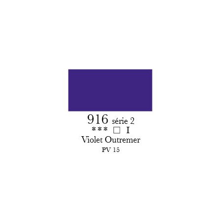SENNELIER ACRYLIQUE EXTRAFINE 60ML S2 916 VIOLET OUTREMER
