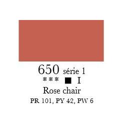 SENNELIER ACRYLIQUE EXTRAFINE 60ML S1 650 ROSE CHAIR