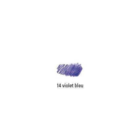 MONDELUZ AQ 14 VIOLET BLEU/ A EFFACER...........