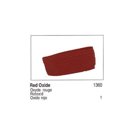 GOLDEN ACRYLIQUE 60ML S1 1360 OXYDE ROUGE