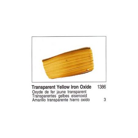 GOLDEN ACRYLIQUE 60ML S3 1386 OXYDE FER JAUNE TRANSP