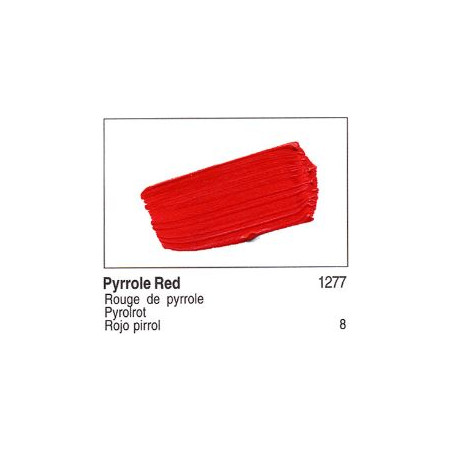 GOLDEN ACRYLIQUE 60ML S8 1277 ROUGE PYRROLE