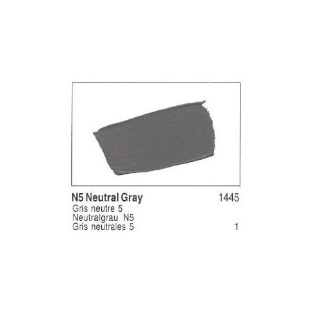 GOLDEN ACRYLIQUE 60ML S1 1445 GRIS NEUTRE 5
