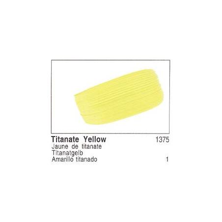 GOLDEN ACRYLIQUE 60ML S1 1375 JAUNE TITANE