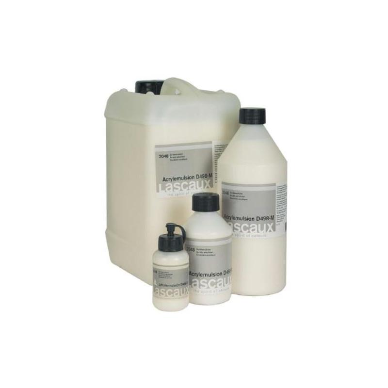 Emulsion acrylique D498M