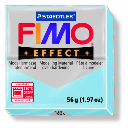 FIMO EFFECT PATE A MODELER 56G 305 BLEU PASTEL