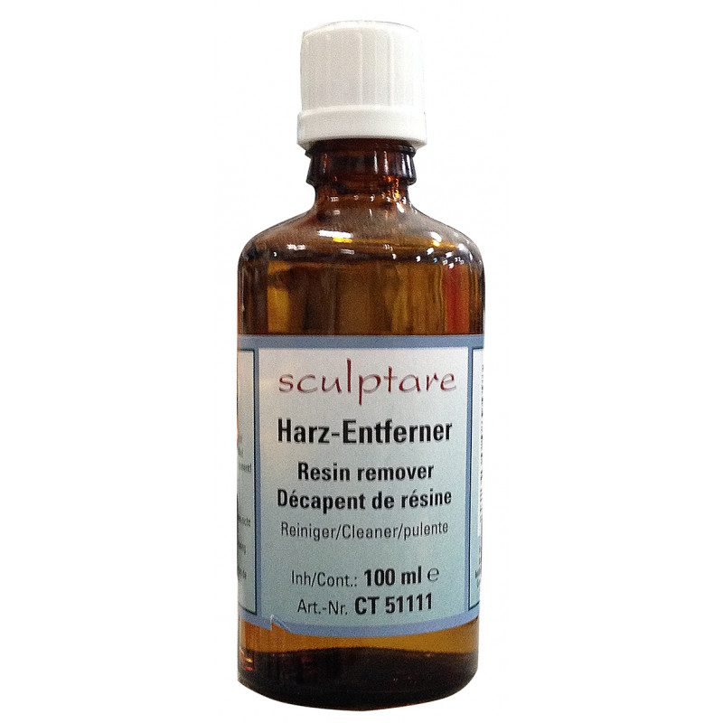 SCULPTARE DECAPANT RESINE 100ML