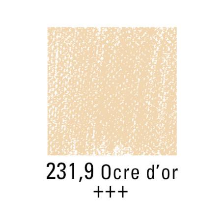 REMBRANDT PASTEL SEC 231,9 OCRE D'OR