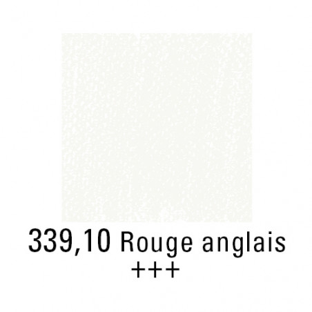 REMBRANDT PASTEL SEC 339,10 ROUGE ANGLAIS
