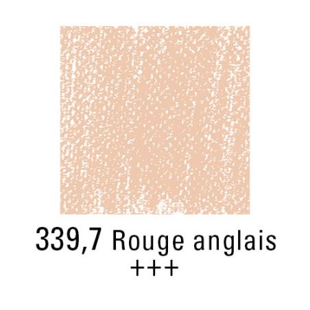 REMBRANDT PASTEL SEC 339,7 ROUGE ANGLAIS
