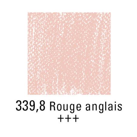 REMBRANDT PASTEL SEC 339,8 ROUGE ANGLAIS