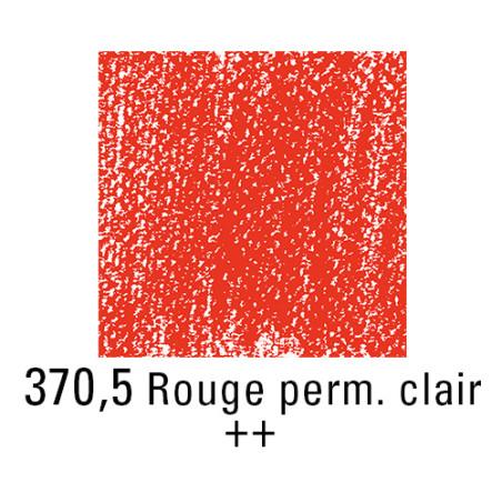 REMBRANDT PASTEL SEC 370,5 ROUGE PERMANENT CLAIR