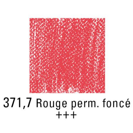 REMBRANDT PASTEL SEC 371,7 ROUGE PERMANENT FONCE