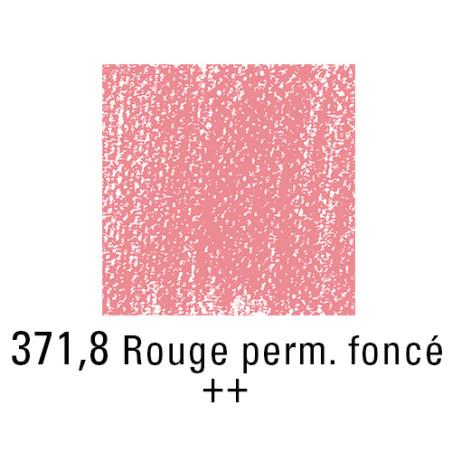 REMBRANDT PASTEL SEC 371,8 ROUGE PERMANENT FONCE