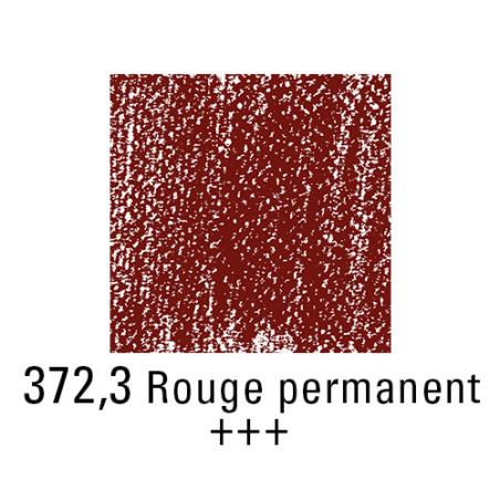 REMBRANDT PASTEL SEC 372,3 ROUGE PERMANENT