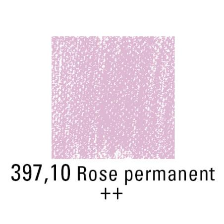REMBRANDT PASTEL SEC 397,10 ROSE PERMANENT
