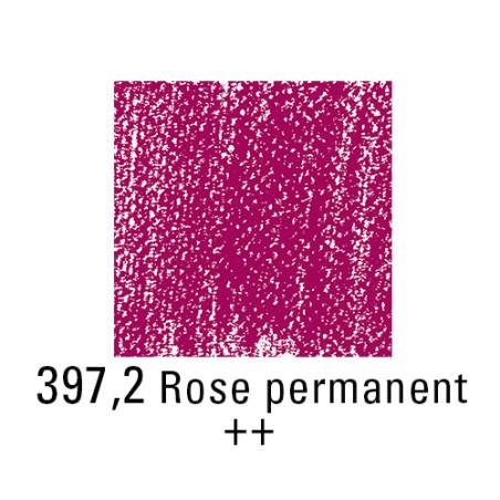 REMBRANDT PASTEL SEC 397,3 ROSE PERMANENT