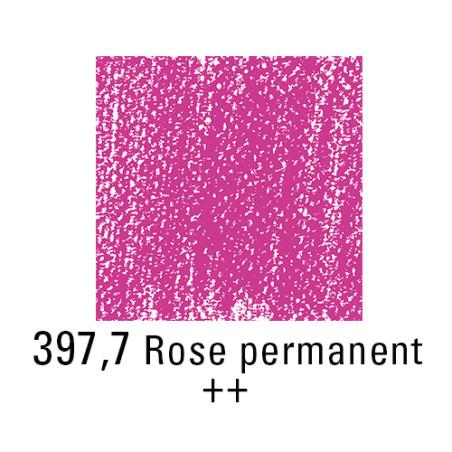 REMBRANDT PASTEL SEC 397,7 ROSE PERMANENT