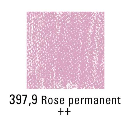 REMBRANDT PASTEL SEC 397,9 ROSE PERMANENT