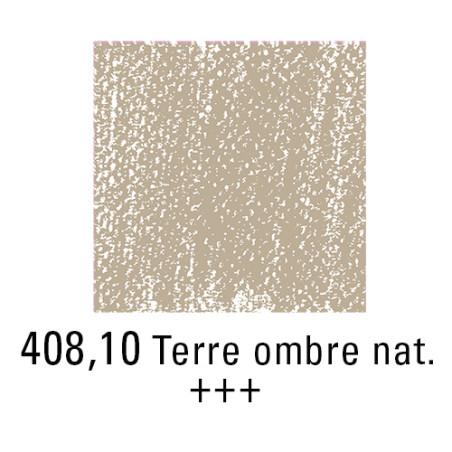 REMBRANDT PASTEL SEC 408,10 TERRE OMBRE NATURELLE
