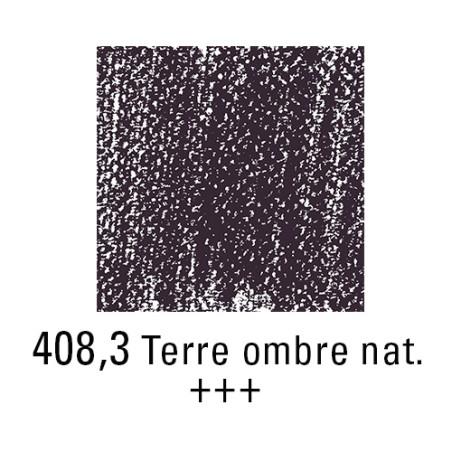 REMBRANDT PASTEL SEC 408,3 TERRE OMBRE NATURELLE