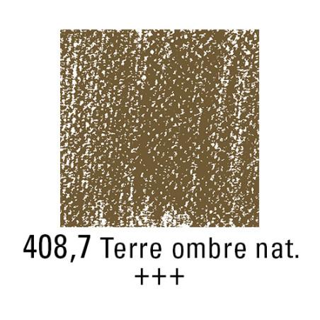 REMBRANDT PASTEL SEC 408,7 TERRE OMBRE NATURELLE