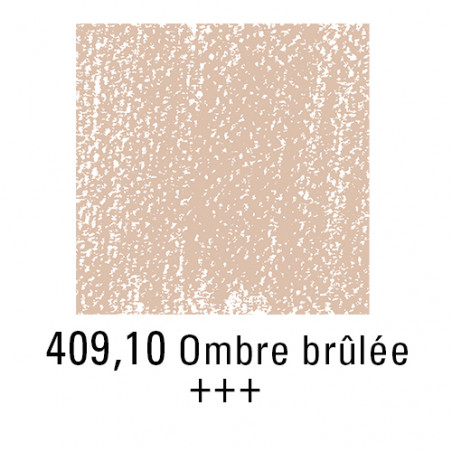 REMBRANDT PASTEL SEC 409,10 TERRE OMBRE BRULEE